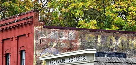 Exterior of Beekman Building