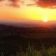Jacksonville Oregon Sunset