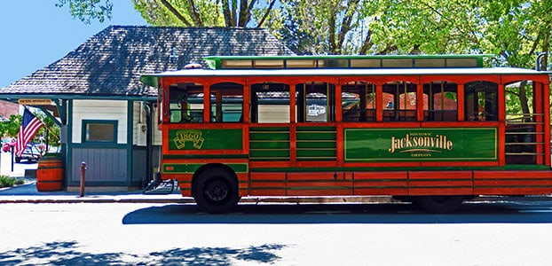 Jacksonville Trolley Tours