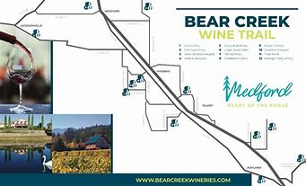 Bear Creek Boutique Wineries