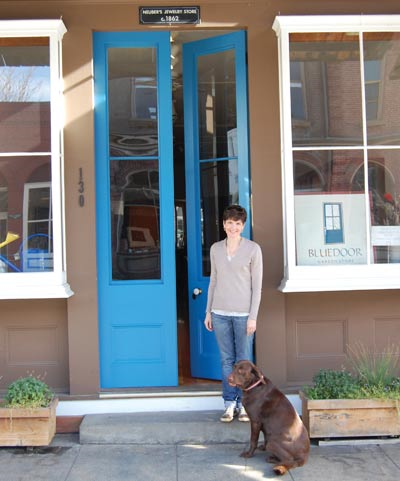 Blue Door Garden Store
