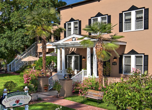 Jacksonville's Magnolia Inn